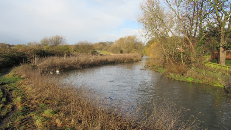River Idle